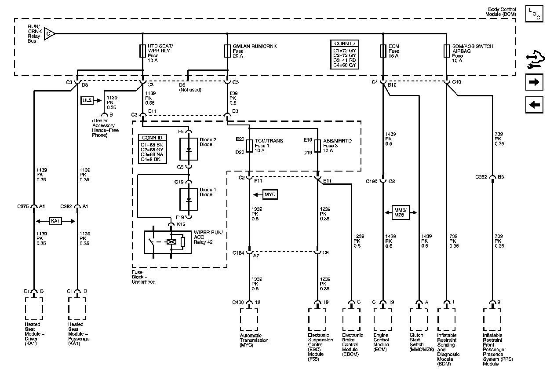 C2 Wiring Schematic