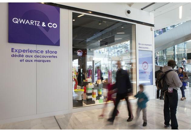 Centre commercial Qwartz : premier bilan sur un an et projet d'extension... déjà !