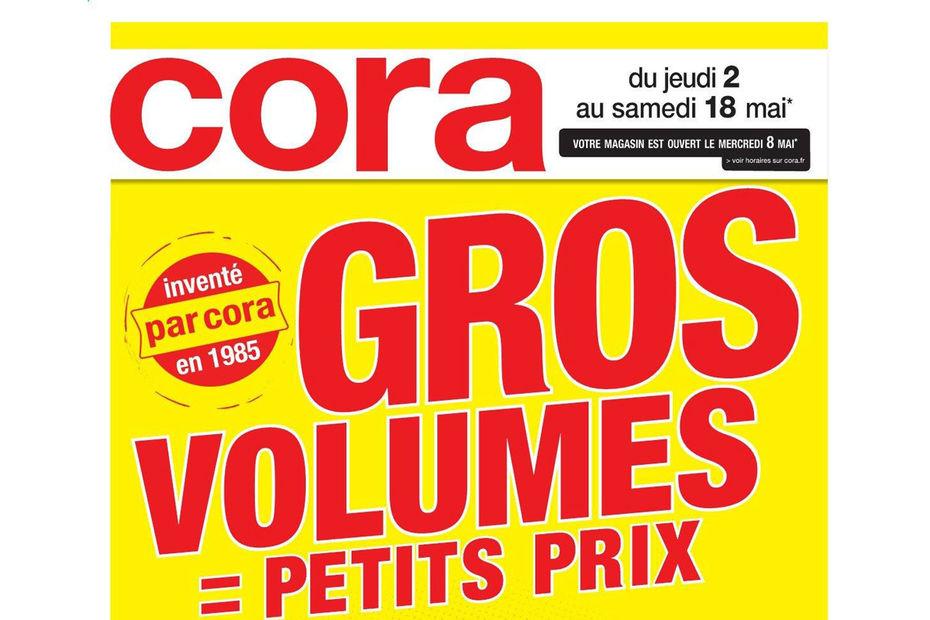 catalogue cora gros volume 2020