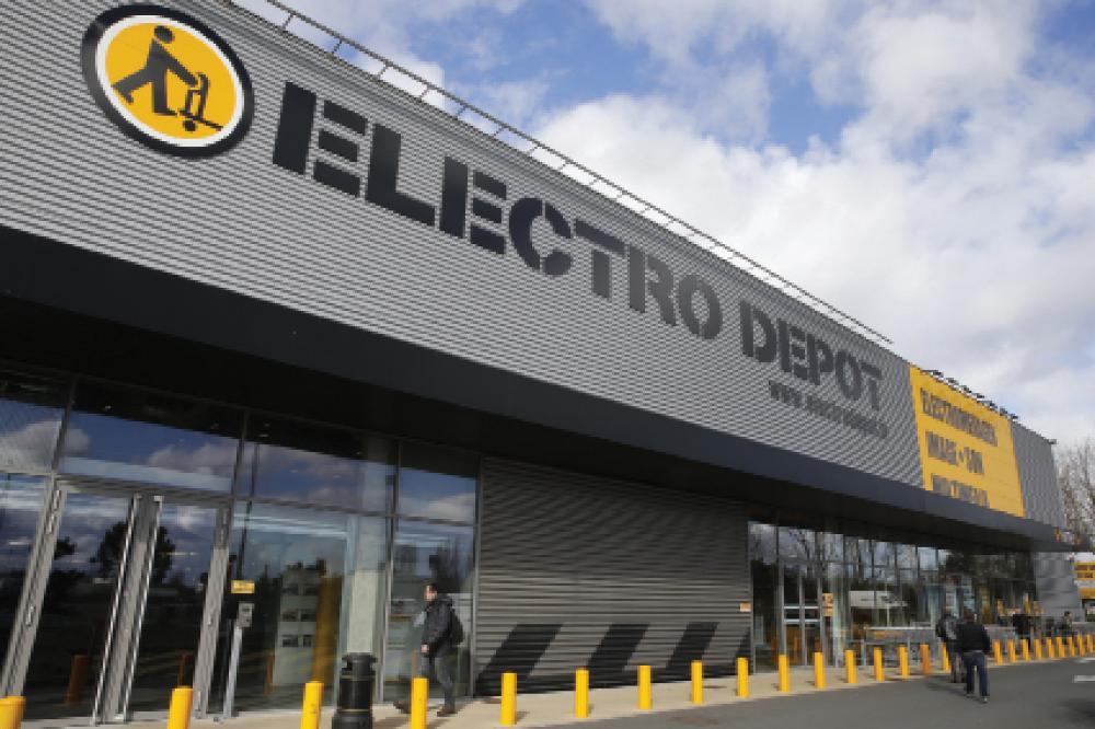 bons resultats 2014 pour electro depot