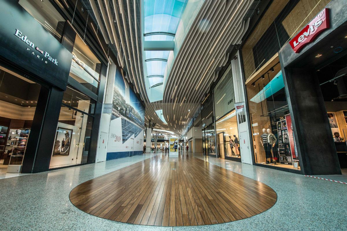 liste des centres commerciaux de