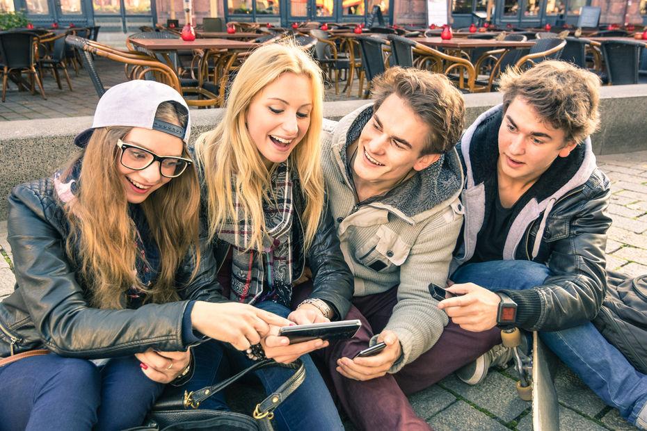 Les millennials font en moyenne deux achats par semaine via leur mobile.