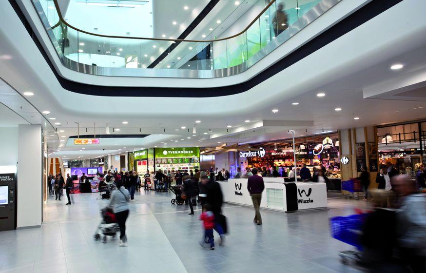 Ametzondo Shopping Le Premier Centre
