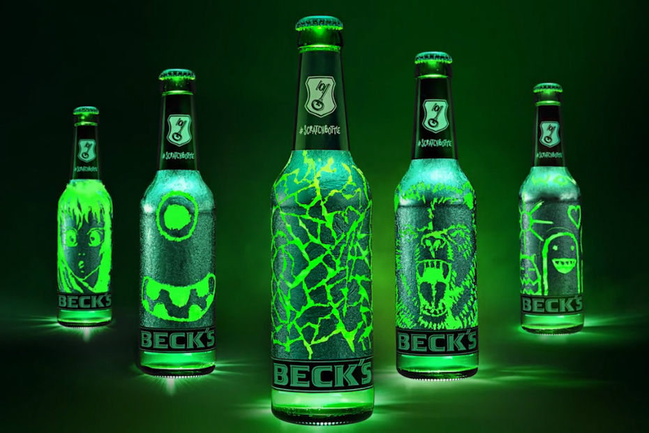 Becks Invente La Bouteille De Bire Bires Cidres