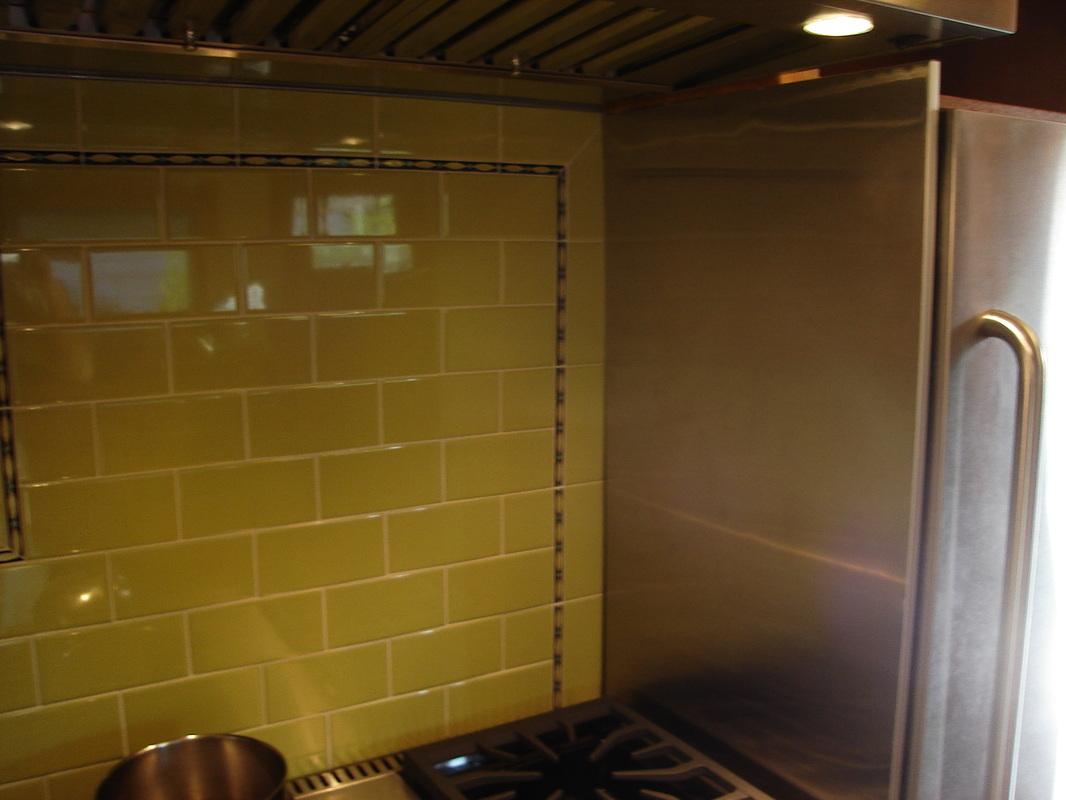 Kitchen Stove Heat Shield Fo48 Roccommunity