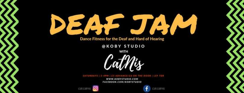 Deaf Jam Dance Fitness