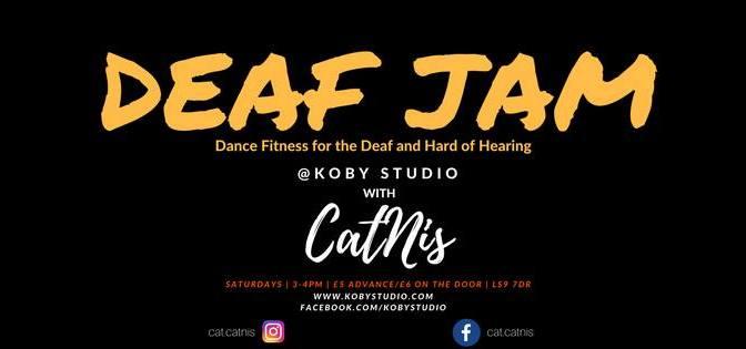 Deaf Jam Dance Fitness