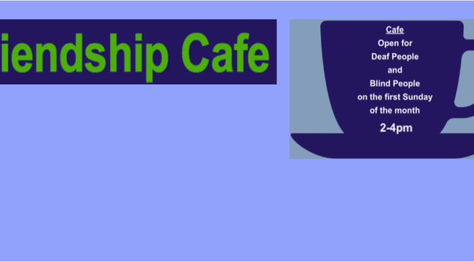 Friendship Cafe Christmas Update