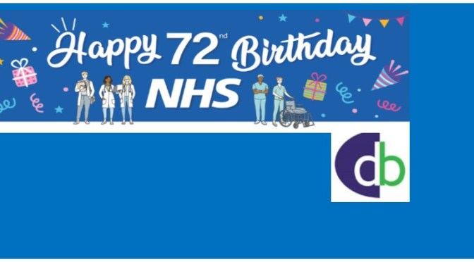 NHS 72nd birthday Video & Message from The Chair