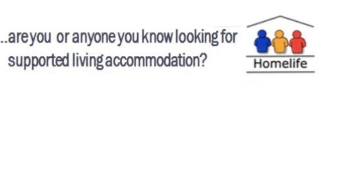 Homelife – Supported Living & Accommodation