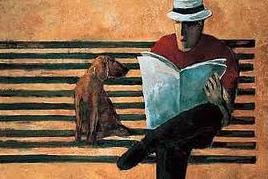 Vecchio lettore