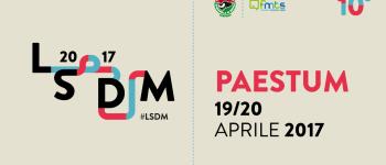 LSDM Paestum 2017: aperti gli accrediti per partecipare all'evento