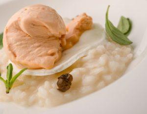 Il gelato salato di Alberto Citterio e Simone De Feo ad LSDM10. Foto di Alessandra Farinelli.