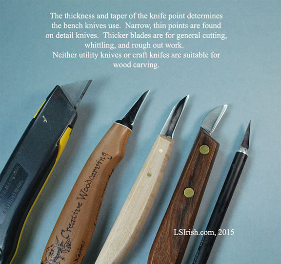 Beginner S Whittling And Relief Carving Tool Kit By Lora S