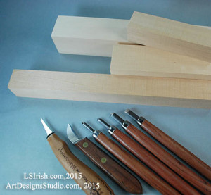 wood carving supplies and tools