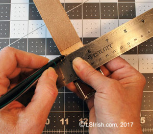 Supplies needed for Leather Purse Pyrography
