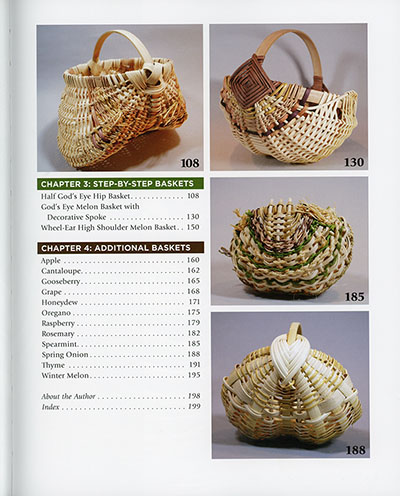 Rib Basket Weaving