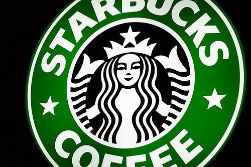 Starbucks logo: By miskan
