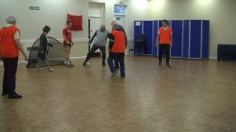 Walking football in Lincoln