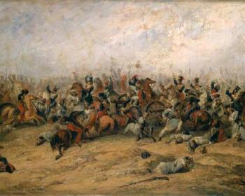 It's world poetry day today and so we teamed up with the locals to celebrate the work of a local poet. Lord Alfred Tennyson wrote the poem 'Charge of the Light Brigade' which was based on a battle in the Crimean War. However, not everyone will know that he was born in Somersby, Lincolnshire.
