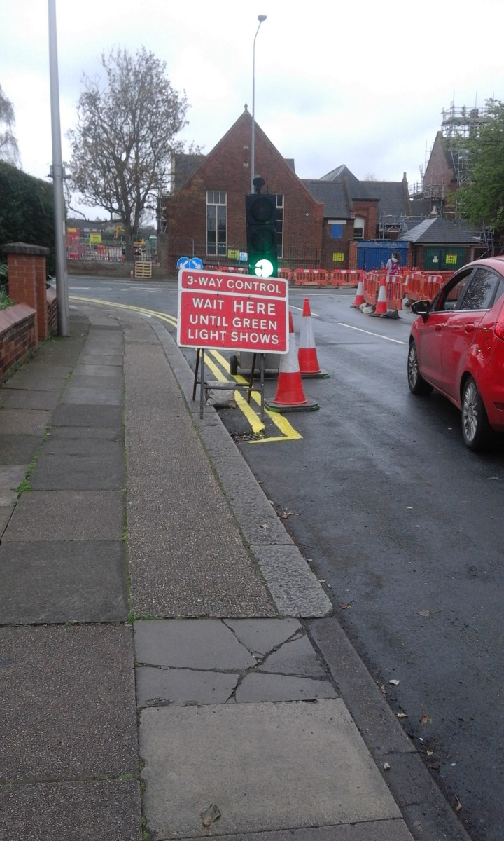 Roadworks Causing Delays in Grimsby and Cleethorpes