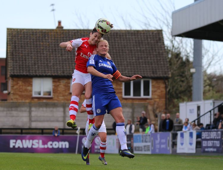 Photo Credit: Joshjdss By joshjdss - Arsenal Ladies Vs Chelsea, CC BY 2.0, https://commons.wikimedia.org/w/index.php?curid=39600324