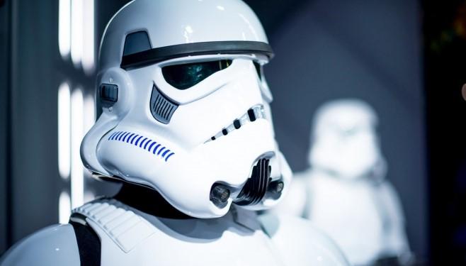 Future 2.0 - Star Wars StormTrooper