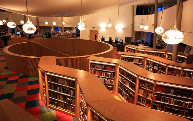Renewal for two libraries in Lincoln