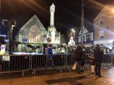 The stage was set as the Christmas celebrations were kick-started off in Lincoln for 2019