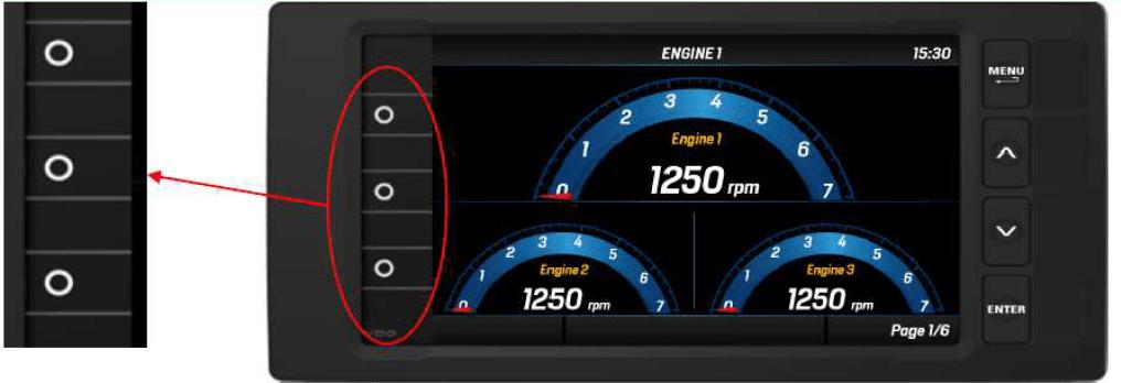 Marine - Lauderdale Speedometer