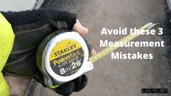 Avoid these 3 Measurement Errors in Construction Setting Out
