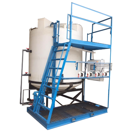 Batch Type Waste Water Treatment System