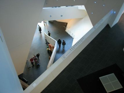 Denver Art Museum, taken by Andrew Collins