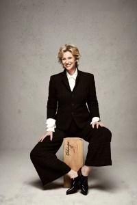 Jane Lynch Suitcase