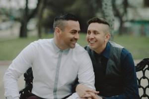 Ben & Tino Engaged