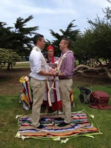 Ben & Tino - La Jolla Wedding