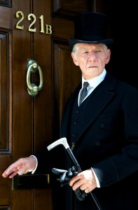 Mr. Holmes at Baker Street