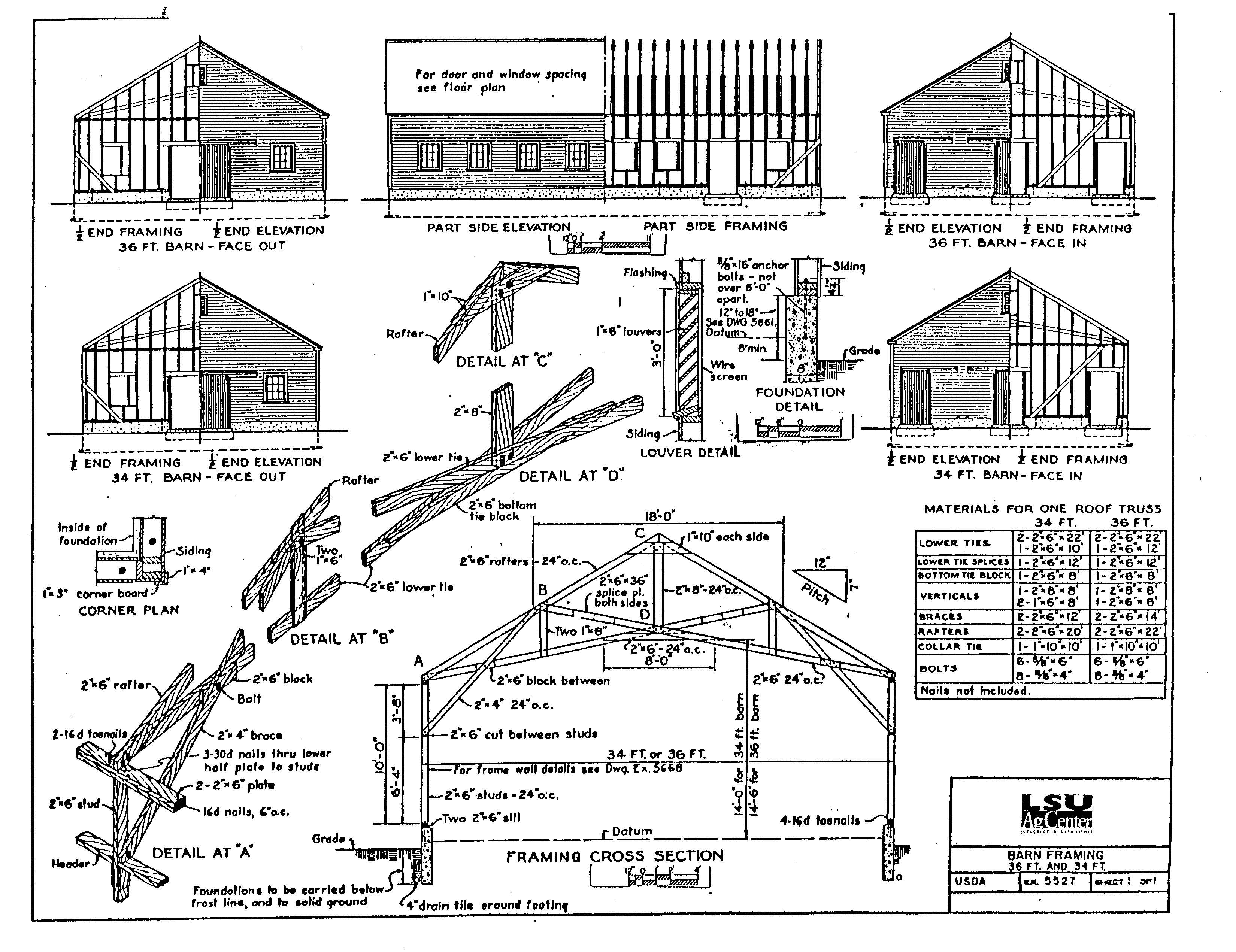 Build Diy Plans To Build A Pole Barn Plans Wooden