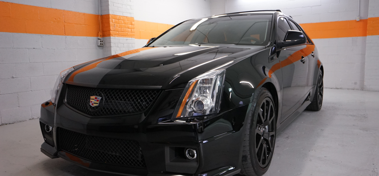 is this ultra rare 2014 cts v a future