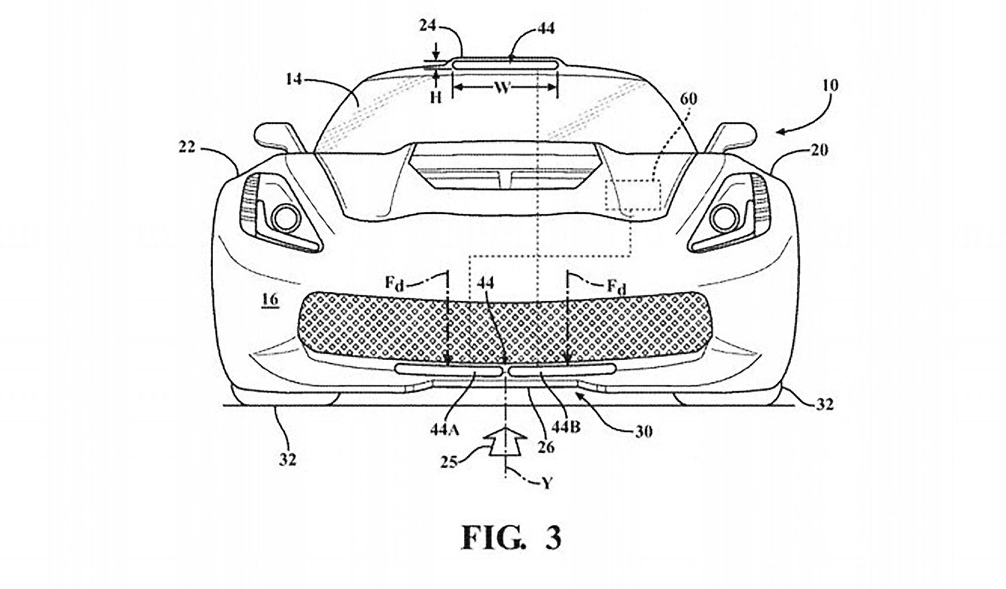 Gm Files Interesting New Aerodynamic Patents