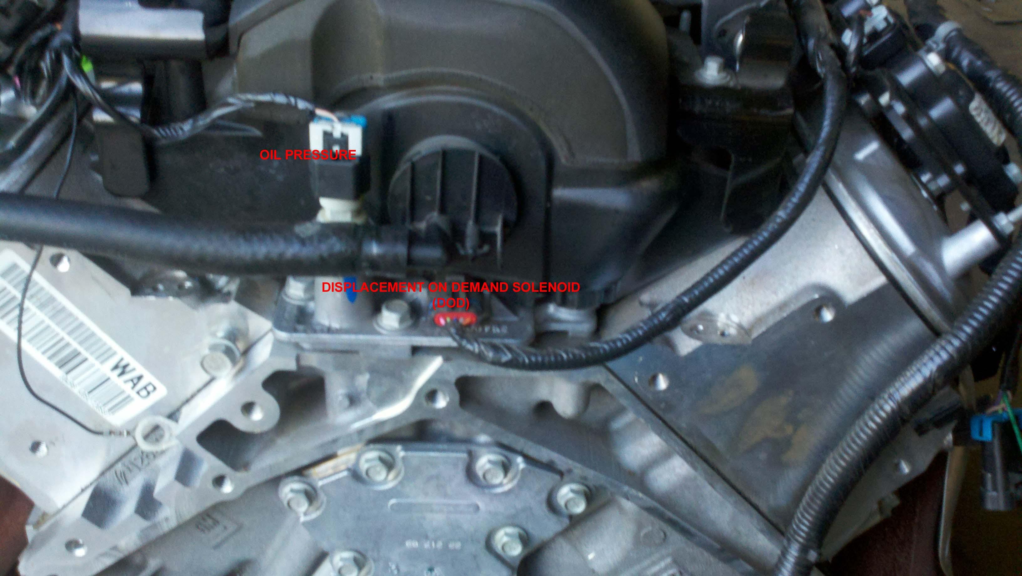 2002 Duramax Fuel Pressure Regulator Lb7