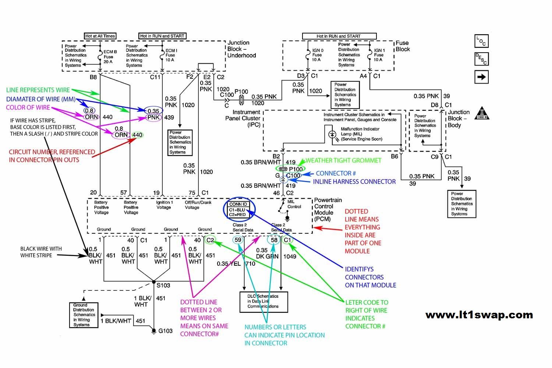 Diagram 2001 Yukon Denali Motor