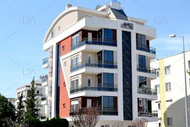 Flats in Konyaalty, Antalya in 300 m distance to the Beach #208