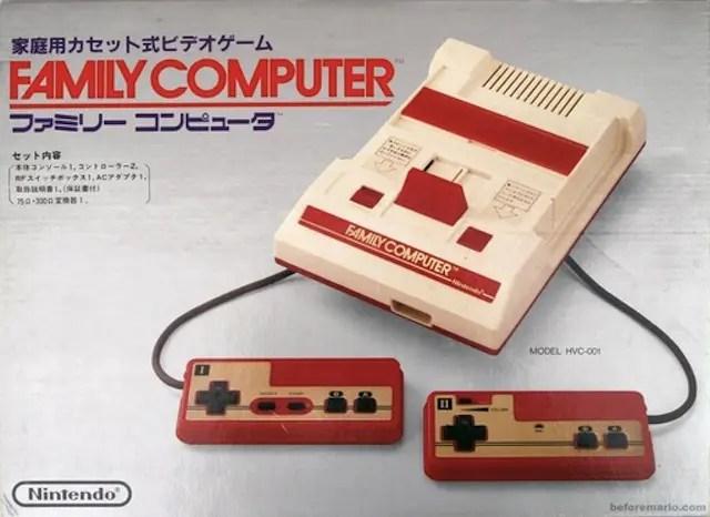 7月15日は「ファミコンの日」祝34周年