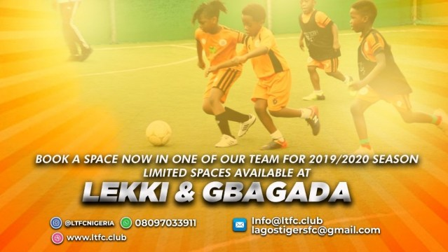 Registration for the 2019/2010 Season Now Open