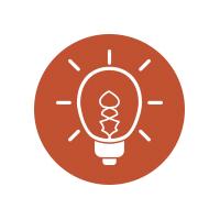 Vector Graphic Lightbulb