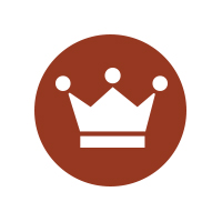 Vector Graphic Crown