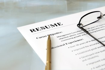 Resume Details Matter