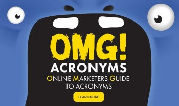 online marketing acronyms