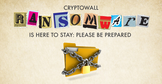 Cryptowall Ransomware, how to protect your computer